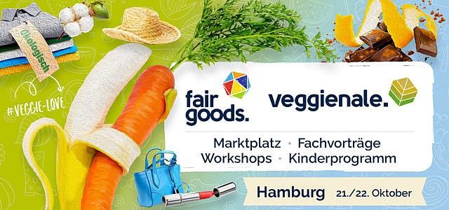 Fairgoods Veggienale Messe nachhaltig leben