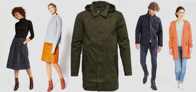Herbstmode der Fair Fashion Labels