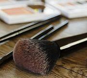 Make up, Pinsel, Kosmetik