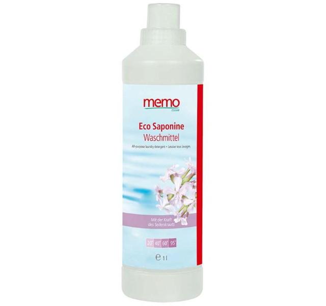 """memo Vollwaschmittel """"Eco Saponine"""""""