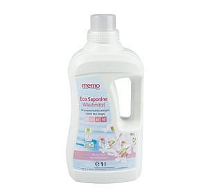 memo vollwaschmittel eco-saponine