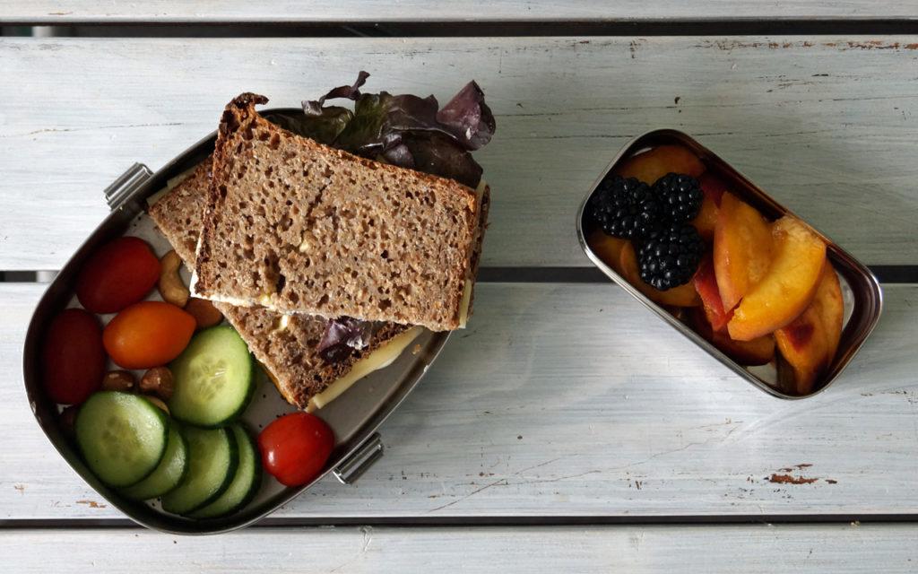 Pausenbrot: die besten Ideen für gesunde Snacks in der Schule ...