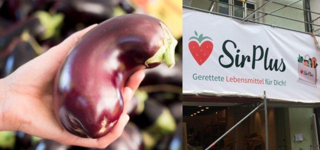Sirplus Supermarkt Eröffnung Berlin