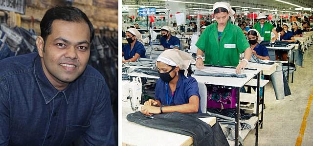 Textilproduktion in Bangladesch - Mostafiz Uddin