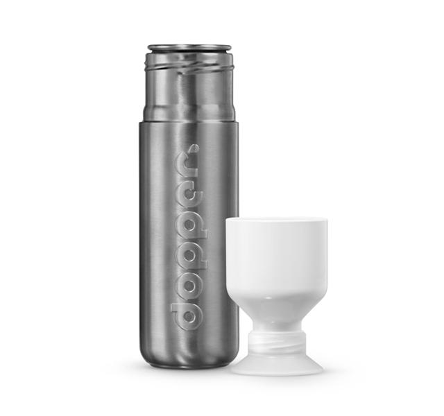 BPA-freie Trinkflaschen: Dopper
