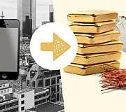Urban Mining, wertvolle Rohstoffe