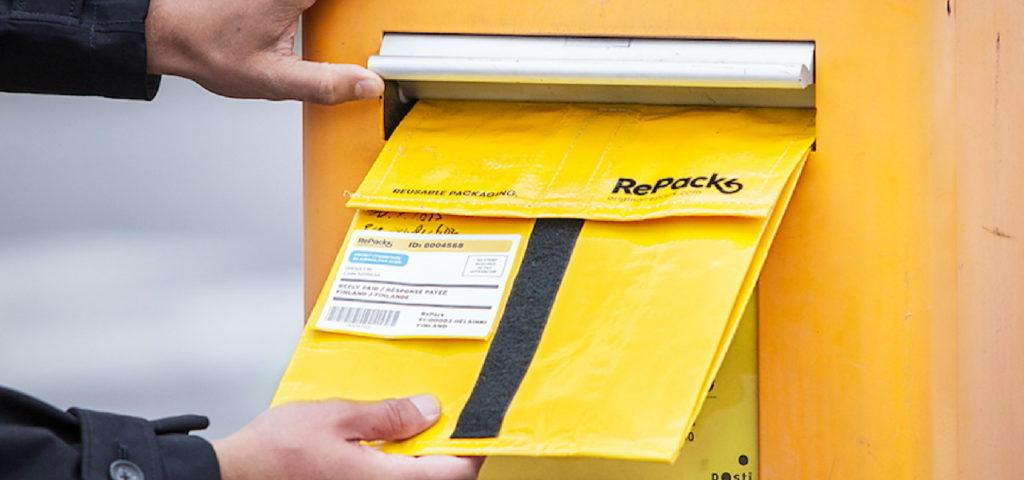 RePack nutzt den Briefkasten als Pfandautomat