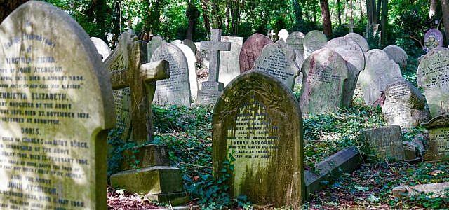 Beerdigung Bestattung Friedhof Tod