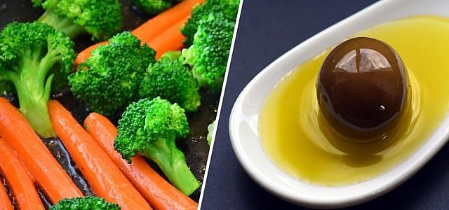Beim Erhitzen von Olivenöl kommt es auf die richtige Temperatur an