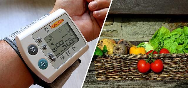 Bluthochdruck Lebensmittel senken