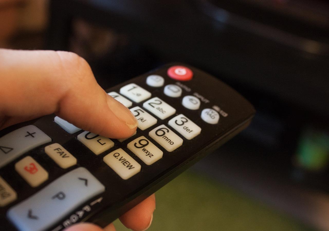 Den Fernseher öfter mal ausschalten