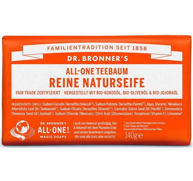 Dr. Bronner's Reine Naturseife