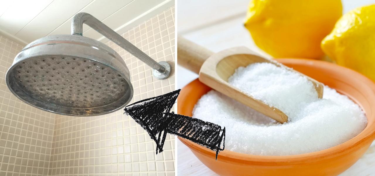duschkopf entkalken die besten hausmittel und tipps. Black Bedroom Furniture Sets. Home Design Ideas
