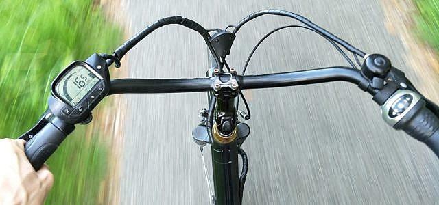 E-Bike, Fahrrad
