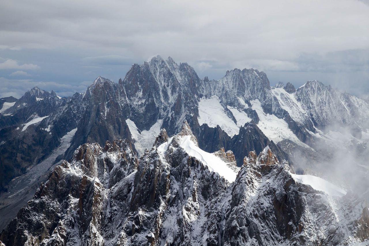 Einen Berg zu besteigen ist immer schwer. Aber der Ausblick dafür umso lohnenswerter.