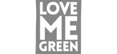 Love Me Green Logo