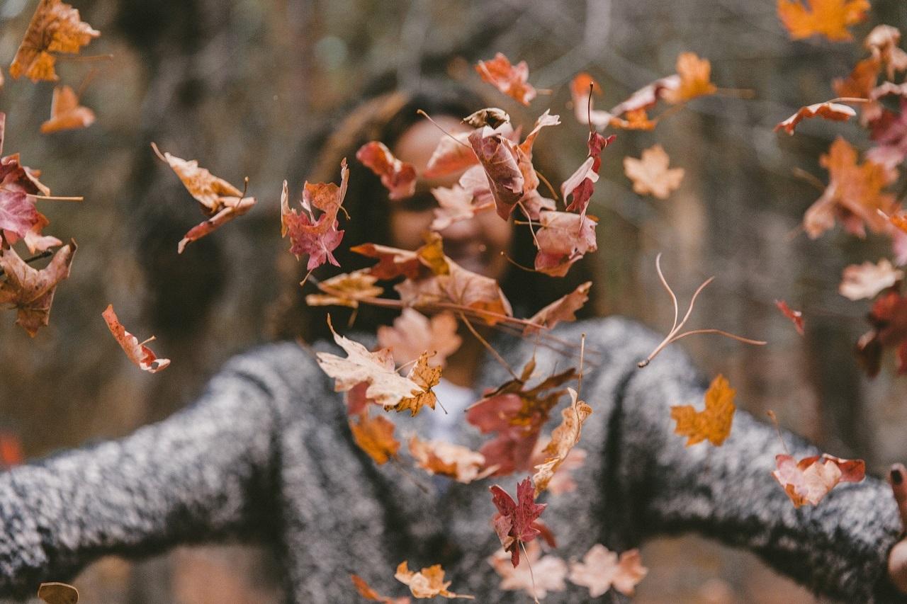 Positive Gefühle schaffen - dann hat die Herbstdepression keine Chance