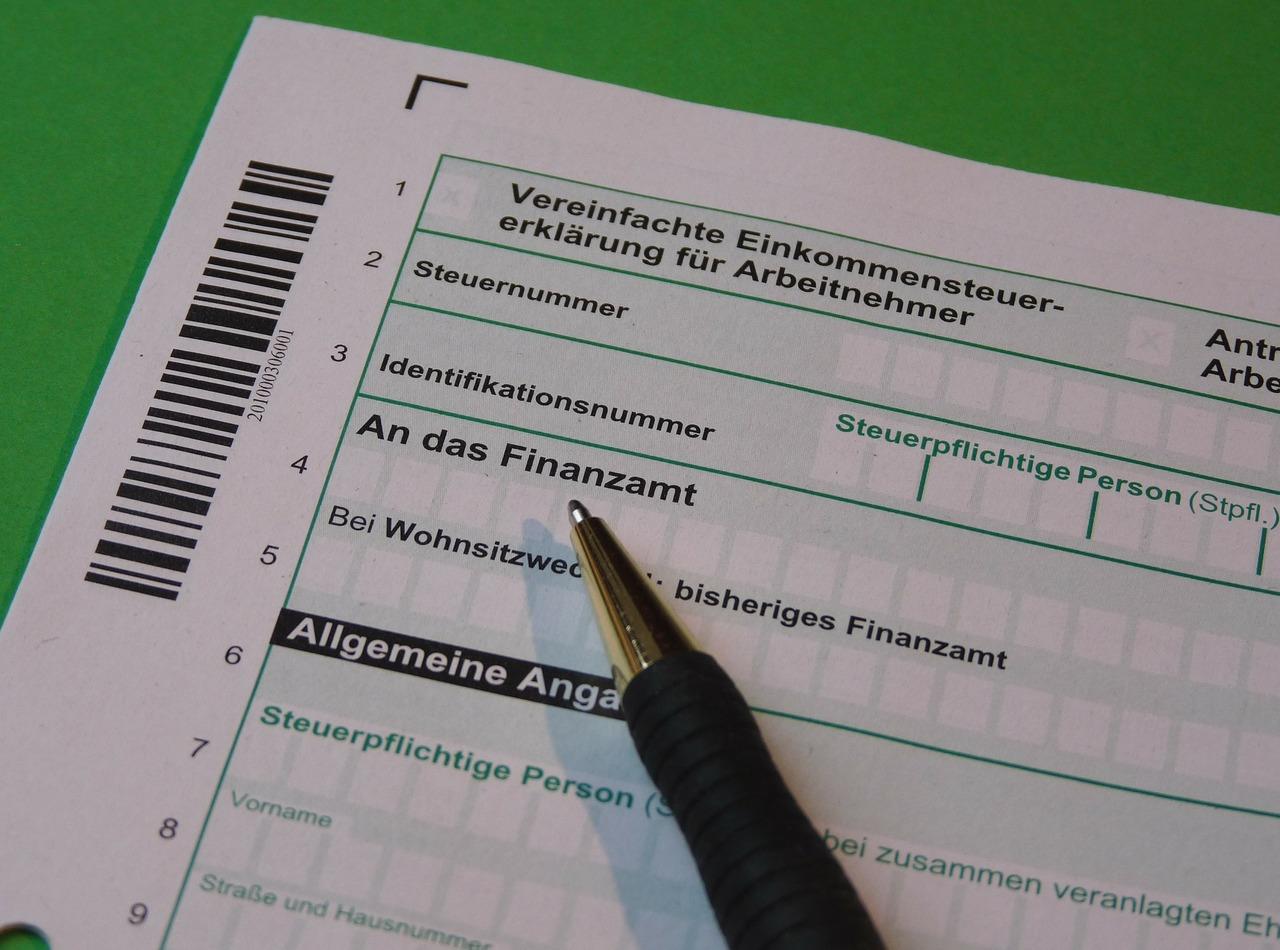 Spenden absetzen in der Einkommenssteuererklärung.