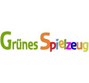 Grünes Spielzeug Logo