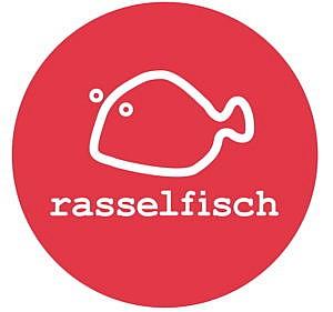 Rasselfisch Logo