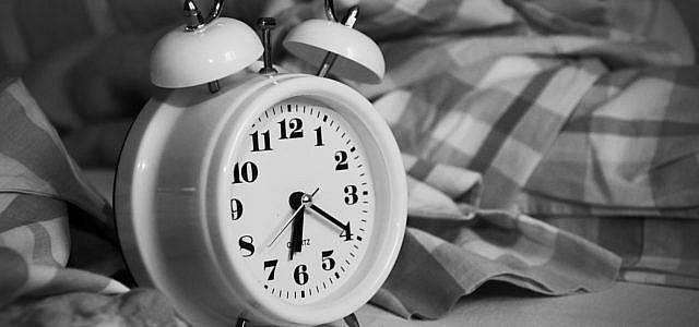 Wecker, Uhr, Zeit