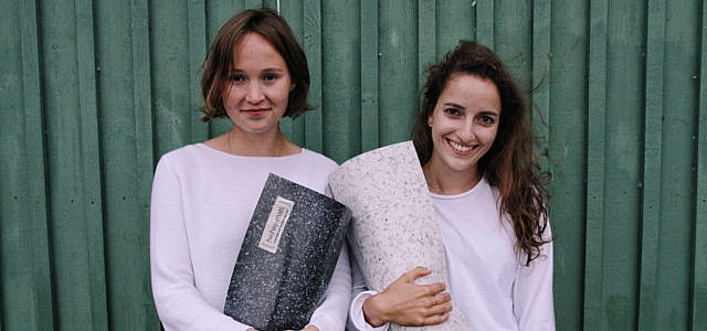 hejhejmats - yogamatten aus recyclinmaterial