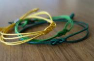 DIY: Seemannsknoten-Armband selber machen