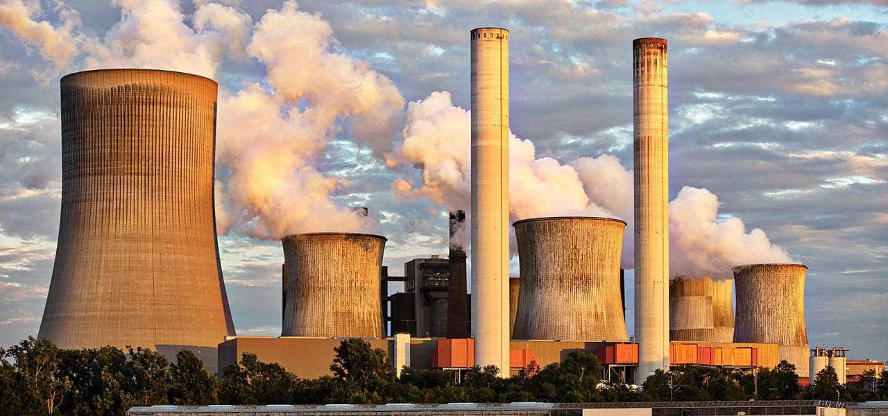 Kohlekraftwerk Versorgungssicherheit