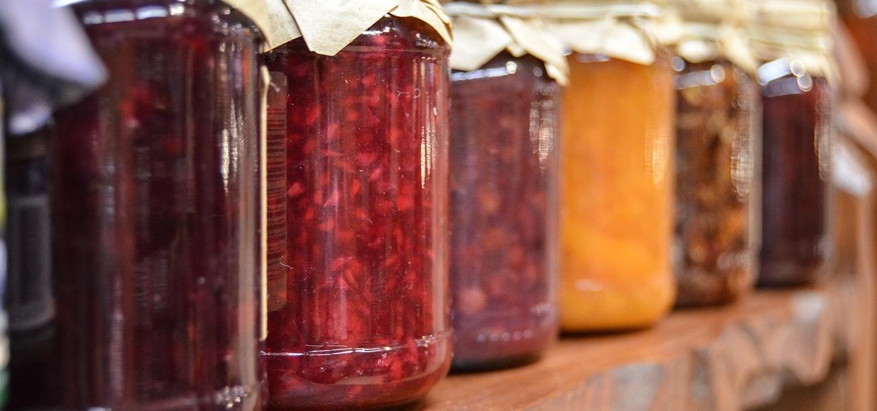 marmelade nicht fest geworden
