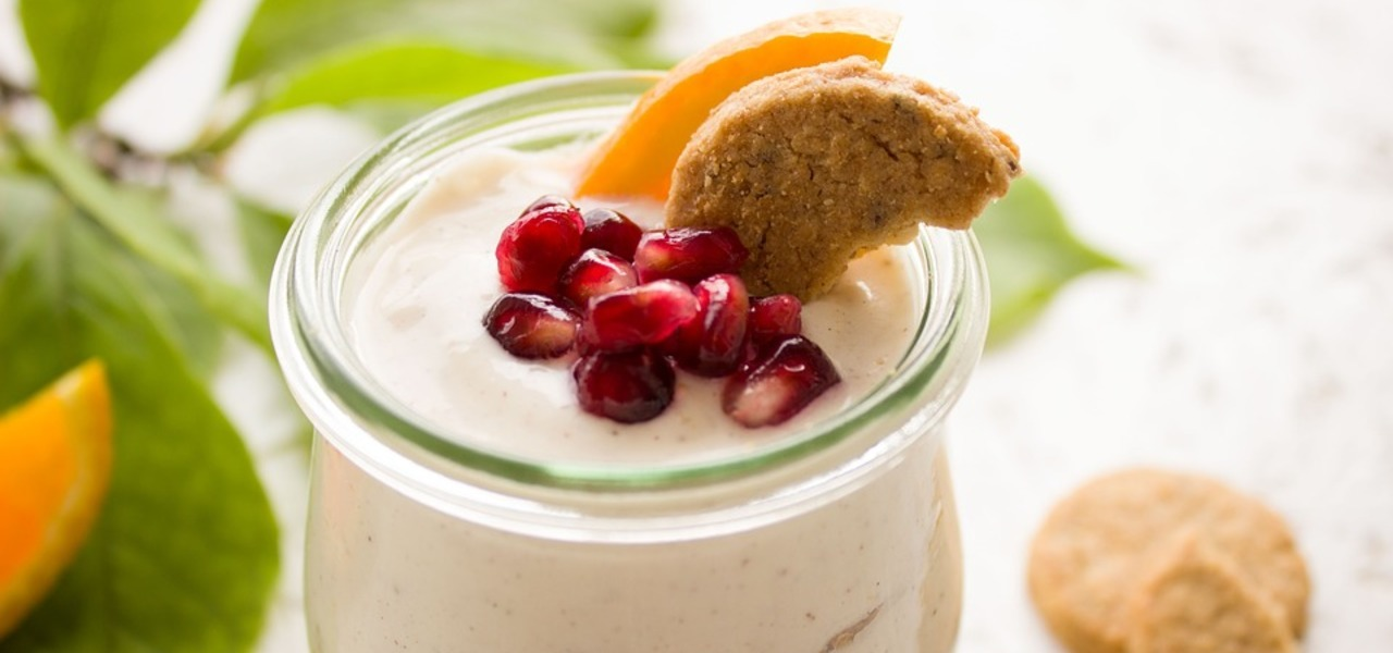 Haferflockenkekse sind wunderbar in Desserts oder als Snack zwischendurch.