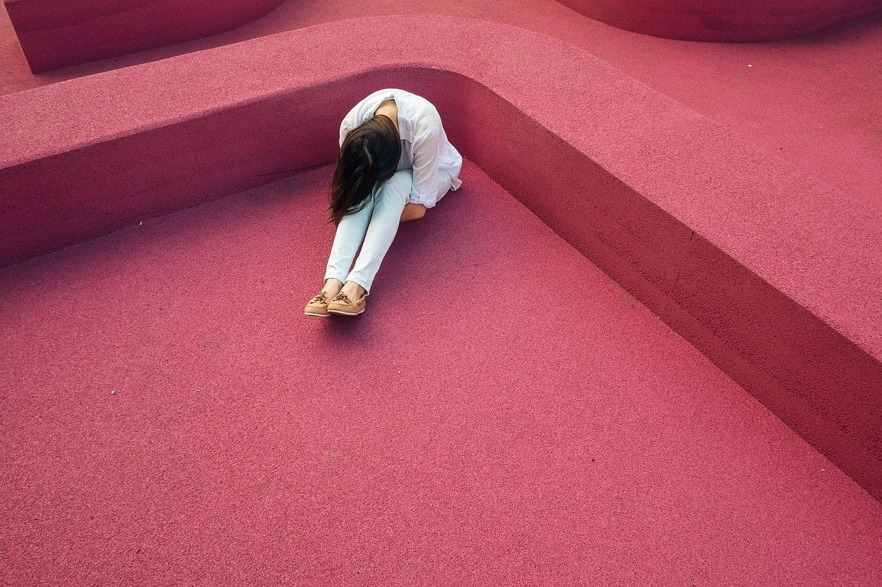 Im fortschreitenden Verlauf eines Burn-Outs dominieren vor allem negative Gefühle.