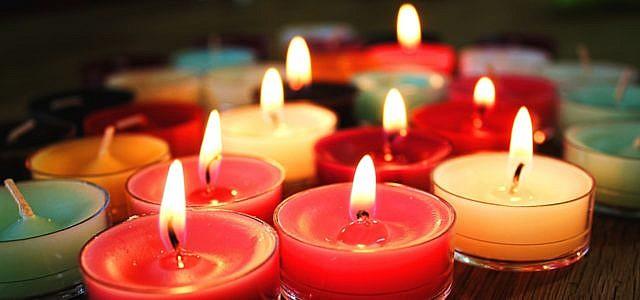 Kerzen selber machen / Kerzen gießen