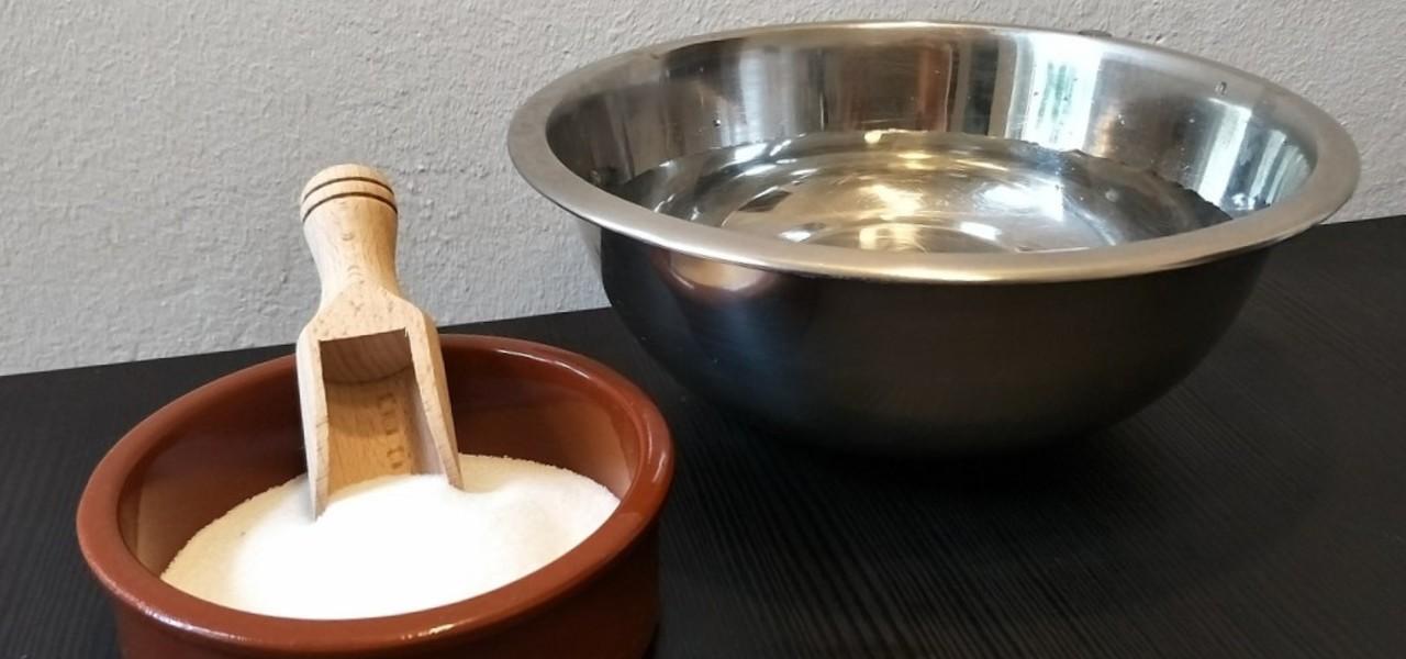 Kochsalzlösung, Salz,