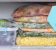 Lebensmittel, die man nicht einfrieren sollte