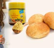 Ungesunde Lebensmittel, die wir nicht mehr essen sollten: ACE-Saft, Brötchen, Gemüsebrühe