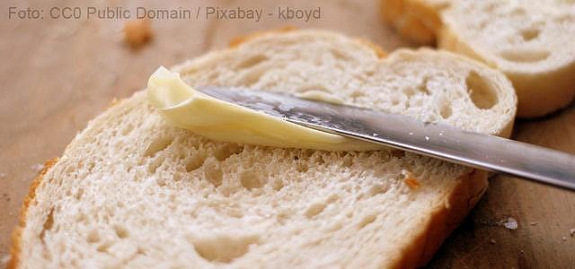 Margarine ohne Palmöl