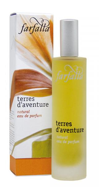 Bio-Parfum von Farfalla