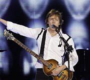 Paul McCartney fleischfreier Montag