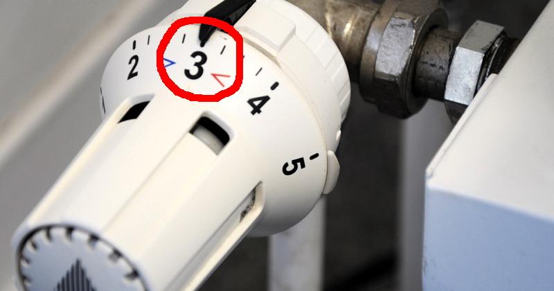 heizk rper thermostat einstellen das bedeuten die zahlen wirklich. Black Bedroom Furniture Sets. Home Design Ideas