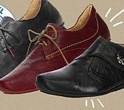 Think! Chilli – Schuh mit Umwelt-Siegel: Blauer Engel