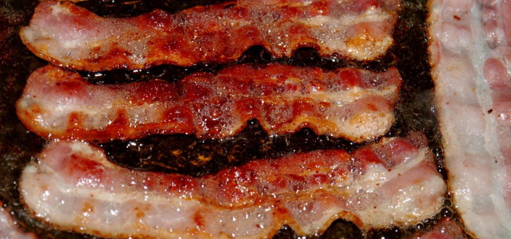 Keine gute Idee: Krosser Bacon