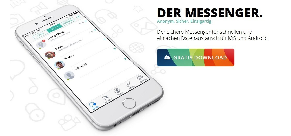 WhatsApp-Alternative Hoccer: Testsieger bei Stiftung Warentest