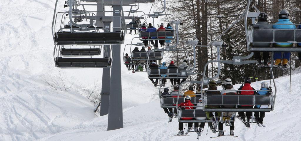 Wintersport: endlich in freier … Natur?