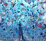 Instagram Plastik Ausstellung Fische