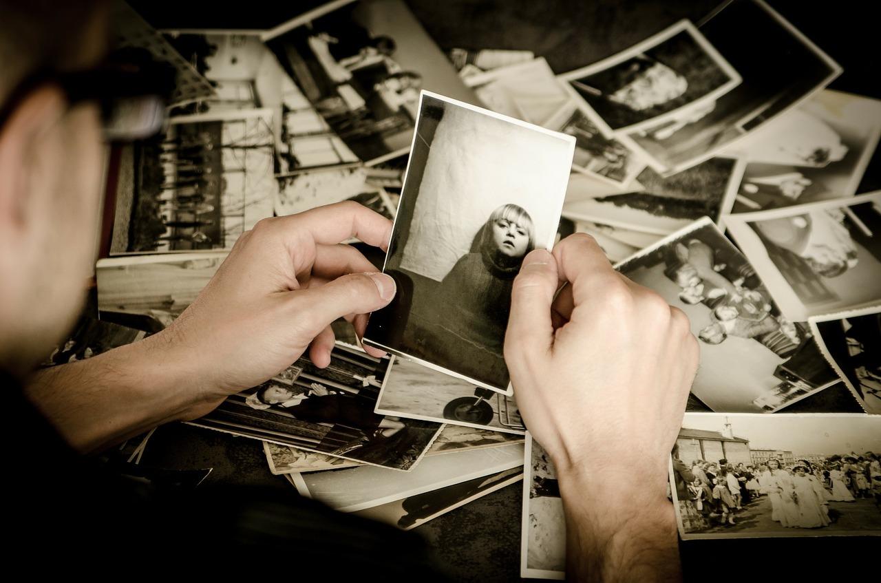 Fotos sind schöne Erinnerungen
