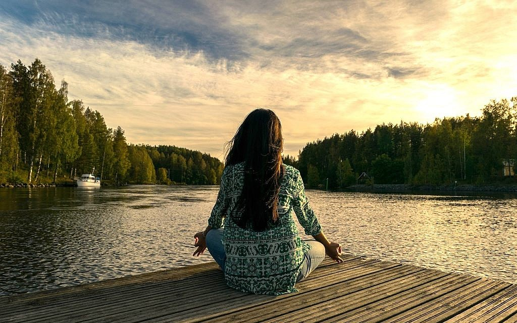 Meditation: Achtsamkeit schärfen und entspannen.