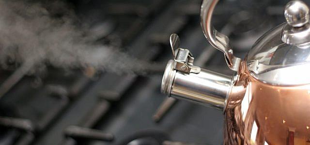 Mit Hausmitteln entkalkst du deinen Wasserkocher mühelos.