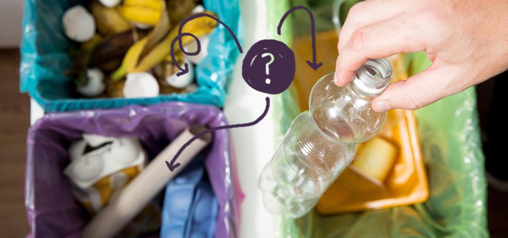 Mülltrennung Tipps