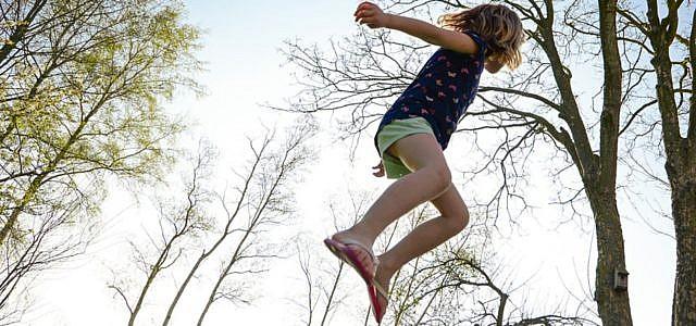Spaß im Leben - Kinder mit gesundem Immunsystem