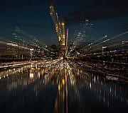 Triodos ein bisschen Nachhaltigkeit reicht nicht, Skyline Frankfurt